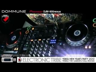 DJ Quietstorm, Tadashi Yabe (United Future Organization), Francois K. - Live @ Dommune