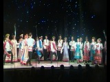 Академический хор Песни России. У голубя, у сизого